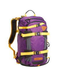 """Chiemsee Rucksack """"The Lighty Tux"""" in Lila - (B)30 x (H)52 x (T)14 cm"""