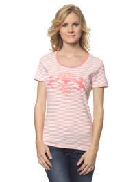 Tom Tailor T-Shirt in rosa