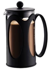"Bodum Kaffeebereiter ""Kenya"" in Schwarz - 1 l"