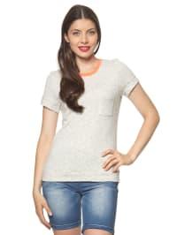 "Vero Moda Shirt ""Timian"" in Beige"