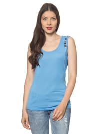 "Vero Moda Top ""Soley Diamond"" in Hellblau"