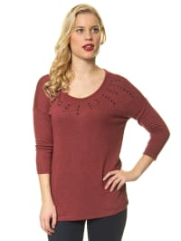 Vero Moda Pullover in rot