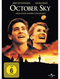 UNIVERSAL October Sky, DVD - FSK 6