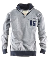Roadsign Pullover in Grau