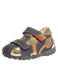 Primigi Leder-Sandalen in dunkelblau