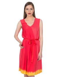 Deni Cler Kleid in rot