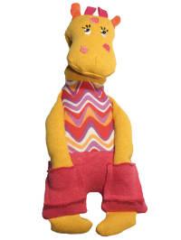 "Selecta Kuscheltier ""Giraffe - in the pocket"" - ab Geburt"