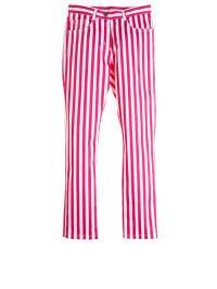 Topo Hose in Pink/ Weiß