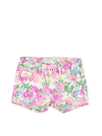 Retour Shorts in Rosa/ Bunt