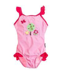 Elemar Badeanzug in Rosa/ Pink/ Bunt