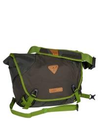 """Chiemsee Laptoptasche """"The Lighty Shoulder 15""""  in Braun - (B)35 x (H)30 x (T)15 cm"""