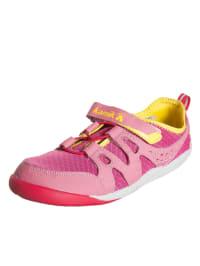 """Kamik Sneakers """"Cruiser"""" in pink/ gelb"""