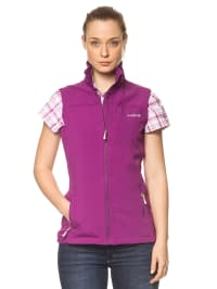 "Regatta Softshell-Weste ""Atara"" in Lila"
