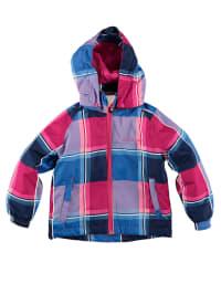 "Color Kids Funktionsjacke ""Lisboa"" in Pink/ Blau"