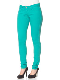 "Wrangler Jeans ""Corynn"" in aqua"