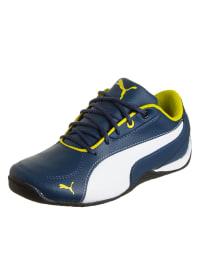 "Puma Sneakers ""Drift Cat 5"" in dunkelblau/ gelb"