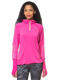 Puma Kapuzenshirt in Pink