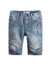 Noppies Jeans-Bermudas in Hellblau