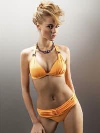 "Aquarilla Bikini ""Rimini"" in Orange"