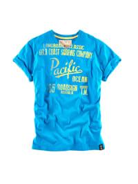 Roadsign Shirt in Hellblau