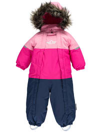 Name it Schneeanzug in Dunkelblau/ Pink/ Rosa
