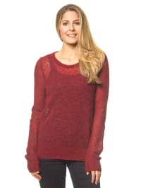 Mexx Pullover in Bordeaux