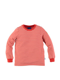 "Finkid Pullover ""Rulla"" in Rot/ Creme"