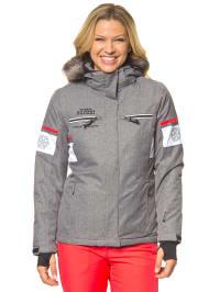 "Killtec Ski-/ Snowboardjacke ""Phaela"" in Grau"