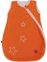 """Kaiser Naturfellprodukte Sommer-Schlafsack """"Star sidezip"""" in Orange"""