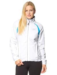 "Maier Sports Langlauf-Jacke ""Folgaria"" in Weiß/ Blau"