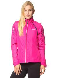"Maier Sports Langlauf-Jacke ""Fassa"" in Pink"