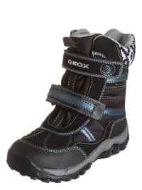 "Geox Winterboots ""Alaska"" in schwarz/ blau"