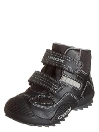 """Geox Boots """"Savage"""" in schwarz"""