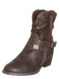 Marco Tozzi Boots in Braun