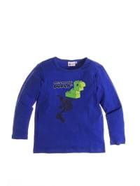 """Legowear Longsleeve """"Tajs 604"""" in Blau"""