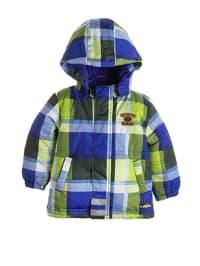 """Legowear Winterjacke """"Joe 612"""" in Blau/ Grün"""