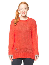 """Blutsgeschwister Pullover """"Colorbox"""" in Rot"""