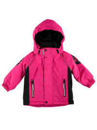 Name it name it Funktionsjacke in Pink/ Schwarz