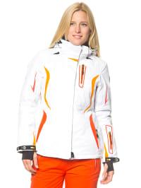 """Killtec Ski-/ Snowboardjacke """"Venus"""" in Weiß"""