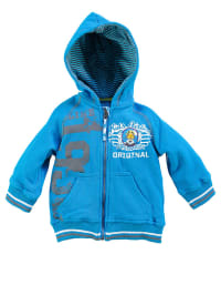 "Bondi Sweatjacke ""Kids Airline"" in Blau"