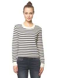 "Levi´s Pullover ""Sailor Stripe"" in Creme/ Dunkelblau"