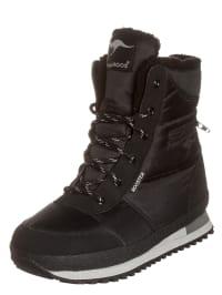 """Kangaroos Boots """"Sage"""" in Schwarz"""