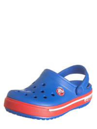 "Crocs Clogs ""Crocband II.5"" in Blau/ Rot"
