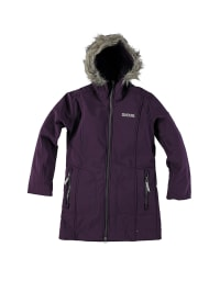"Regatta Softshellmantel ""Winterstar II"" in Lila"