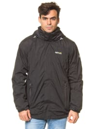 "Regatta 3-in-1 Funktionsjacke ""Baxley"" in Schwarz"