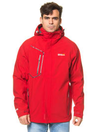 "Regatta 3-in-1 Funktionsjacke ""Everson"" in Rot"