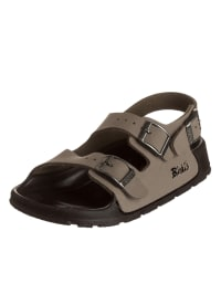 """Birki's Sandale """"Aruba"""" in Khaki"""