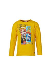 """Legowear Longsleeve """"Tristan 704"""" in Gelb"""