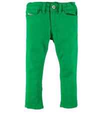 """Diesel Kid Jeans """"Shioner"""" in Grün"""