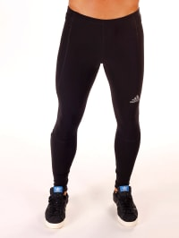 Adidas Laufhose in Schwarz
